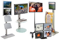 TV Monitor Stands List