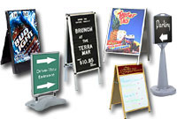 Sidewalk Signs Top List